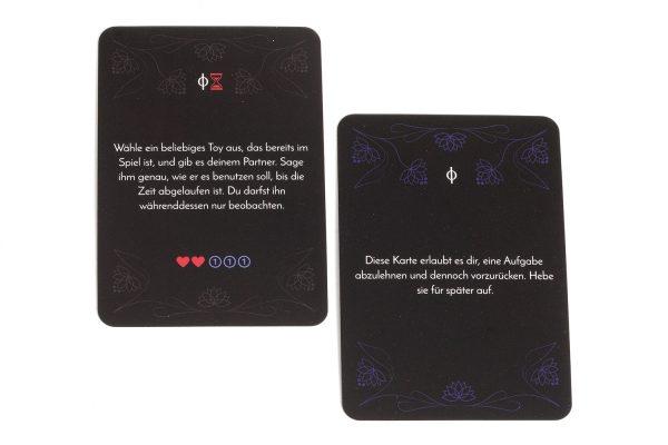 spielkarten erotisches brettspiel liebesreise zur venus